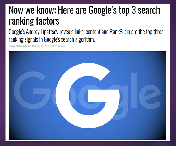 Rangere høyere på Google med SEO